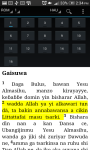 Hausa Bible screenshot 2/3