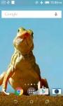 Funny Lizard Live Wallpaper screenshot 1/4