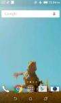 Funny Lizard Live Wallpaper screenshot 2/4