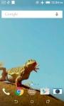 Funny Lizard Live Wallpaper screenshot 3/4