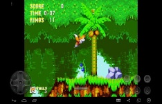 Sonic 3  The Hedgehog  screenshot 3/4