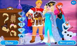 Frozen Team Halloween screenshot 1/3