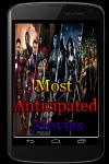 Most Anticipated Movies screenshot 1/3