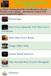 Most Anticipated Movies screenshot 2/3