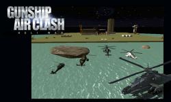 Gunship Air Clash Heli War screenshot 3/6
