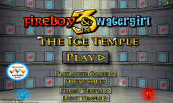 Fireboy and watergirl 3 HD screenshot 1/3
