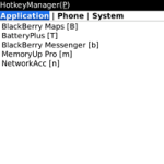 HotkeyManager - Keyboard Shortcut Manager screenshot 1/1