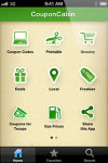 Mobile Coupons by CouponCabin for iOS screenshot 1/6