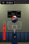 3D Basketball Shootout screenshot 3/6