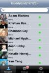 Facebook Chat Free screenshot 1/1