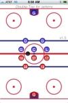 Hockey WhiteBoard screenshot 1/1