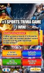 Sports Trivia IQ Game I Win Free screenshot 2/3