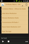 Zen Music Radio screenshot 4/4