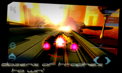 Fury Racing 3d real speed screenshot 1/5
