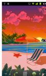 Seasons Summer Live Wallpaper screenshot 2/3