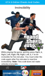 GTA 5 Online Cheats and Codes screenshot 3/3