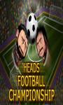 Heads Football Championship - Free screenshot 1/4