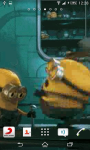 Minions Hit n Run Live Wallpaper screenshot 1/6