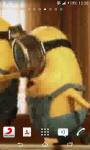 Minions Hit n Run Live Wallpaper screenshot 2/6