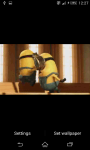 Minions Hit n Run Live Wallpaper screenshot 3/6