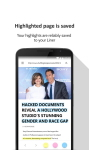 Liner - Mobile Web Highlighter screenshot 2/4