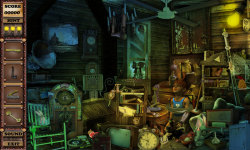 Free Hidden Object Game - The Great Escape screenshot 3/4