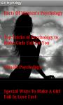 Girls Psychology screenshot 3/4