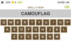 Spelling Words screenshot 3/4