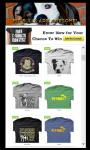 Awesome T-Shirts Shop screenshot 1/6