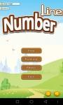 Number Line2 screenshot 1/5