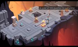 Lara Croft GO HD screenshot 1/3