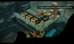 Lara Croft GO HD screenshot 2/3