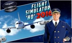 Flight Simulator HD 2016 screenshot 1/5