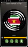Radio FM Suriname screenshot 2/2