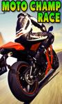 Moto Champ Race Free screenshot 2/3