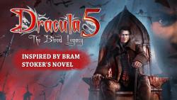 Dracula 5 The Blood Legacy HD safe screenshot 4/5