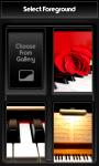 Piano Zipper Lock Screen screenshot 3/6