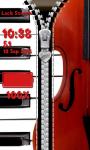 Piano Zipper Lock Screen screenshot 5/6