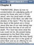 Amplified Bible for BibleReader screenshot 1/1
