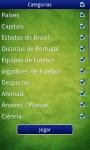 Jogo da Forca em Português screenshot 2/4