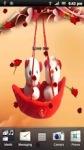 Loves Me Rose Live wallpaper HD screenshot 3/5