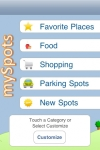 mySpots (Location Management & Sharing) screenshot 1/1