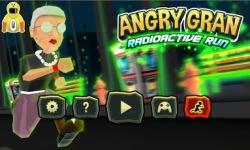Angry Gran RadioActive Run screenshot 1/3