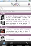 Waxx Music - Le magazine musical, news, chroniques et interviews screenshot 1/1