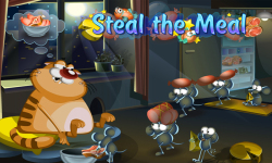 Steal the Meal: Unblock Puzzle Flash screenshot 1/5
