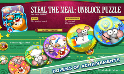 Steal the Meal: Unblock Puzzle Flash screenshot 2/5