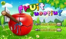 Fruit Shoot-Shoot Apple screenshot 1/4