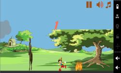 Running Pinocchio Jump screenshot 1/3