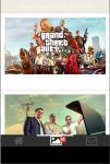 Grand Theft Auto V Video Game Wallpaper screenshot 3/6