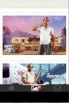 Grand Theft Auto V Video Game Wallpaper screenshot 4/6